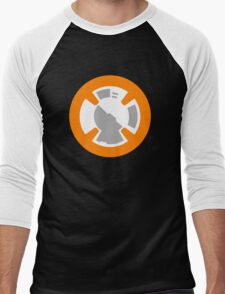 BB-8 Design Men's Baseball ¾ T-Shirt