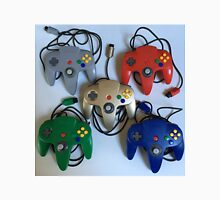 N64 Controllers Unisex T-Shirt