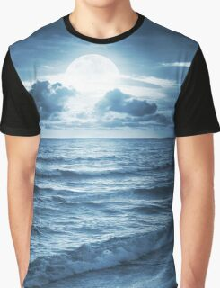 On Ocean Graphic T-Shirt