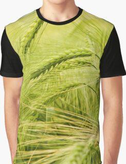 Wheat Graphic T-Shirt