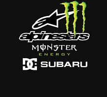 DC ALPINESTAR MONSTER ENERGY SUBARU T-Shirt