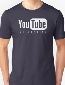 YouTube University T-Shirt