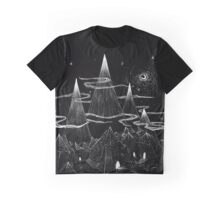 The Crystal Caves of Anastoria Graphic T-Shirt
