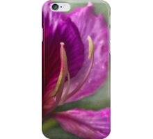 Pink Tropical Flower iPhone Case/Skin