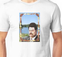 Ron Swanson: Man, Myth, Legend Unisex T-Shirt
