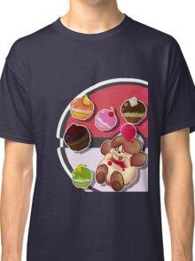 PKM Slurpuff Snack Classic T-Shirt