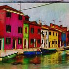 Burano by David Rozansky