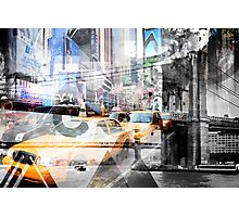New York City Geometric Mix No. 9 Photographic Print