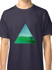Triangle View Classic T-Shirt