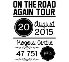 20th August - Rogers Centre OTRA by Bearhood