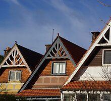 A-frame roofline by Jaycee2009