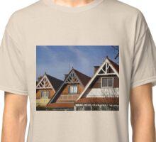 A-frame roofline Classic T-Shirt