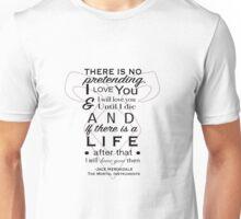 Clace quote Unisex T-Shirt