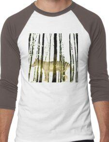 Thylacine  Men's Baseball ¾ T-Shirt