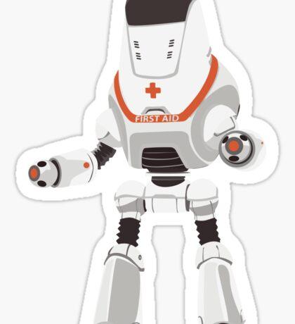 PROTECTRON: MEDIC Sticker