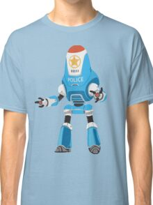 PROTECTRON: POLICE Classic T-Shirt