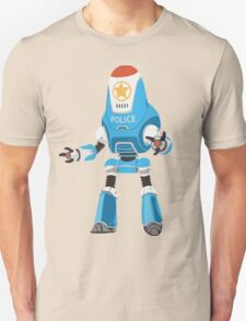 PROTECTRON: POLICE Unisex T-Shirt