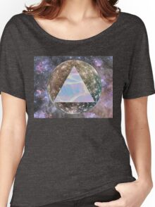 Celestial Triangle Women's Relaxed Fit T-Shirt