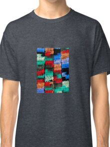 Crocheted Style Classic T-Shirt