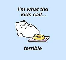 Neko Atsume - i'm what the kids call...terrible by alyciadebnam