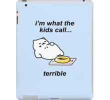 Neko Atsume - Tubbs (i'm what the kids call...terrible) iPad Case/Skin