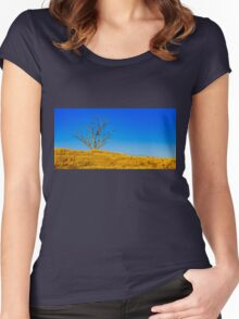 The Dry Country Women's Fitted Scoop T-Shirt