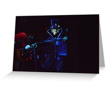 Hatbox Ghost Hoiday Greeting Card