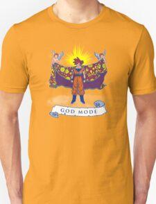 Goku god mode  Unisex T-Shirt