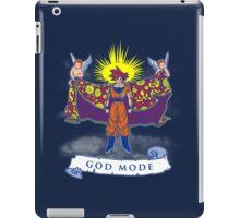 Goku god mode  iPad Case/Skin