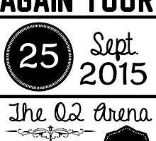 25th September - The O2 Arena OTRA by Bearhood