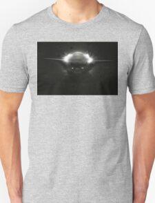 black and white art T-Shirt