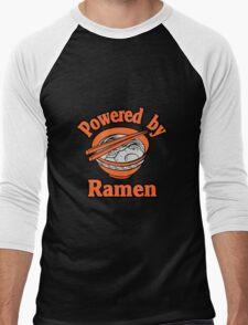 Powered By Ramen funny nerd geek geeky T-Shirt