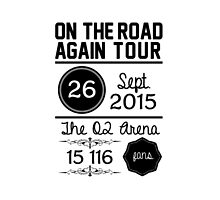 26th September - The O2 Arena OTRA by Bearhood