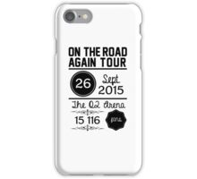 26th September - The O2 Arena OTRA iPhone Case/Skin