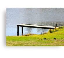 Lake - Western Australia Canvas Print