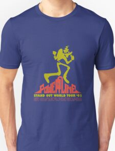 Powerline funny nerd geek geeky T-Shirt