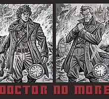 Doctor No More by Raine  Szramski