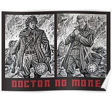 Doctor No More Poster