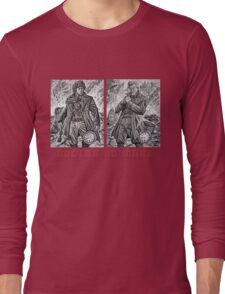 Doctor No More Long Sleeve T-Shirt