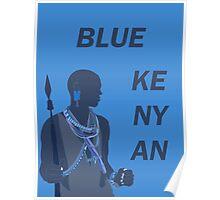 Blue Kenyan (2) Poster