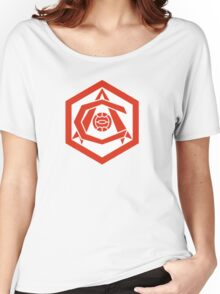 arsenal old logo Women's Relaxed Fit T-Shirt
