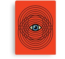 Hypnotic Canvas Print