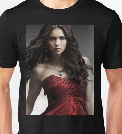 Hot Nina Dobrev  Unisex T-Shirt