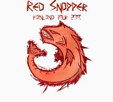 Red Snapper Mainland Tour 2013 Unisex T-Shirt