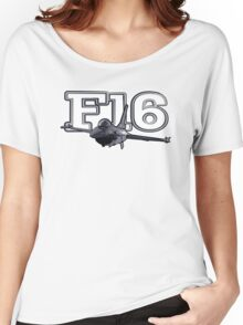 F16 Women's Relaxed Fit T-Shirt