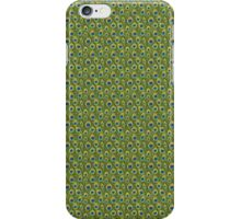 Peacock Green iPhone Case/Skin