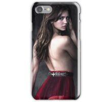 Hot Nina Dobrev 3 iPhone Case/Skin