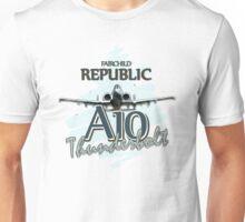 A10 Thunderbolt Unisex T-Shirt