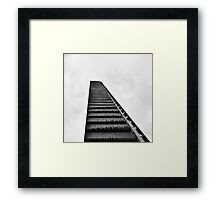 the Barbican Framed Print