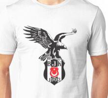 besiktas logo Unisex T-Shirt